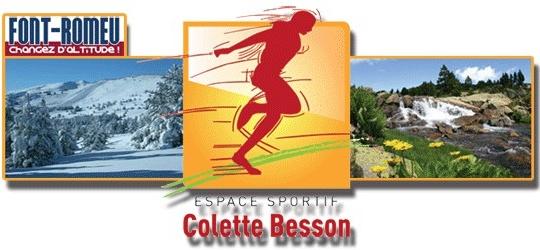 Espace sportif Colette Besson Font Romeu