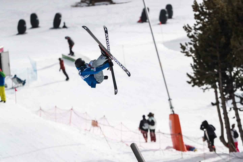 Coupe du monde de Ski Freestyle